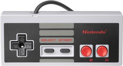 NES Mini Konsole Controller