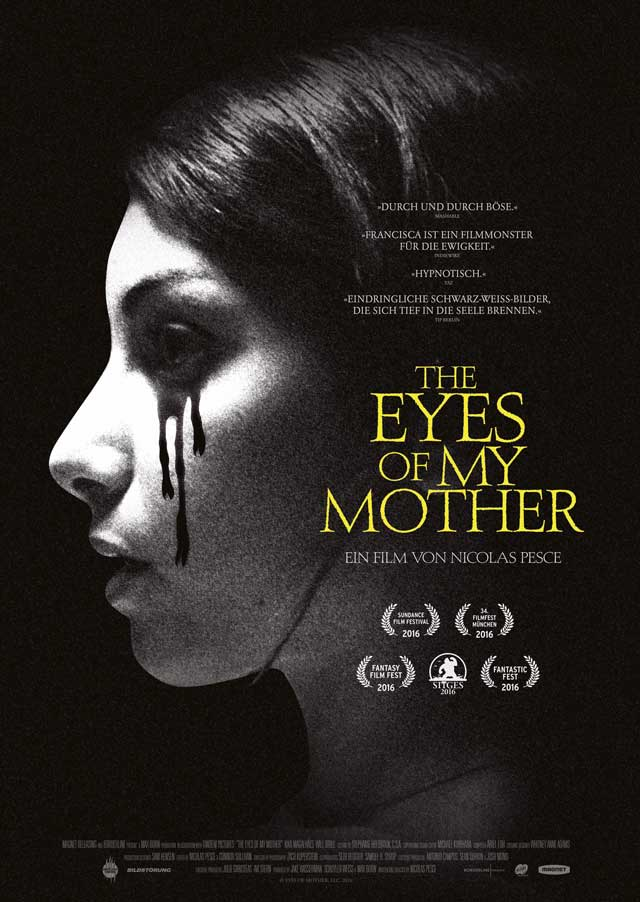 The eyes of my mother filmplakat