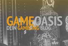 GameOasis Logo