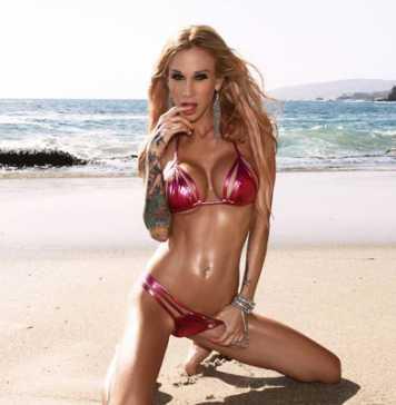 Sarah Jessie Bikini Beach