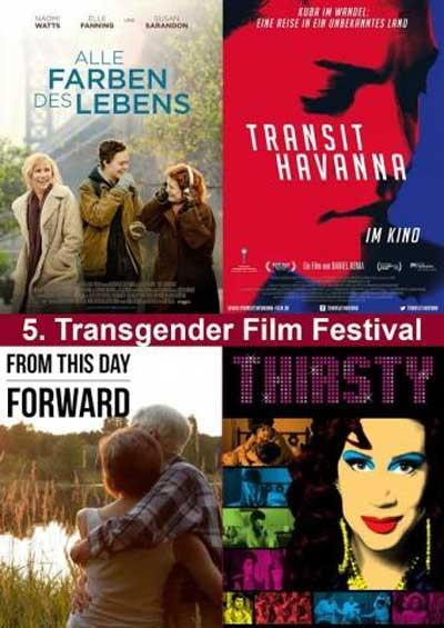 5 Transgender Filmfestival Plakat