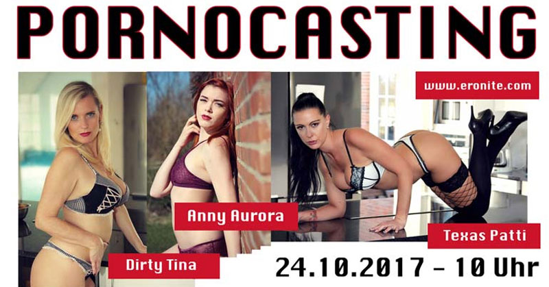 Eronite Porno-Casting in Dortmund 2017