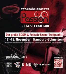 Passion Hamburg 2017: Der große BDSM & Fetish Szene-Treffpunkt