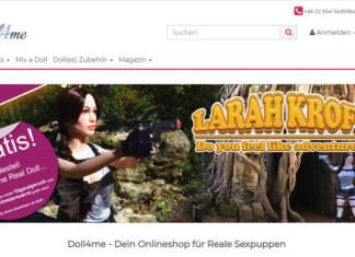 Testbericht zum RealDoll4me Onlineshop