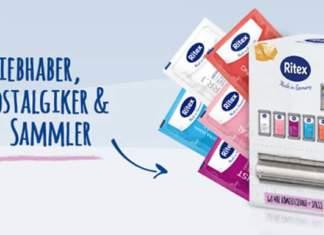 Kondomautomat für Zuhause von Ritex Kondome