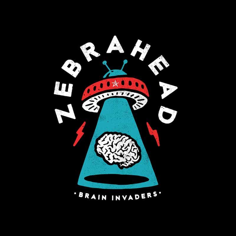 Musik Rezension - Zebrahead - Brain Invaders CD (Album 2019)